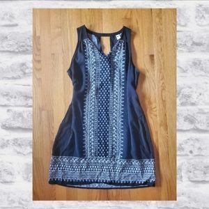 Old Navy Bandana Print Summer Dress - Size Large